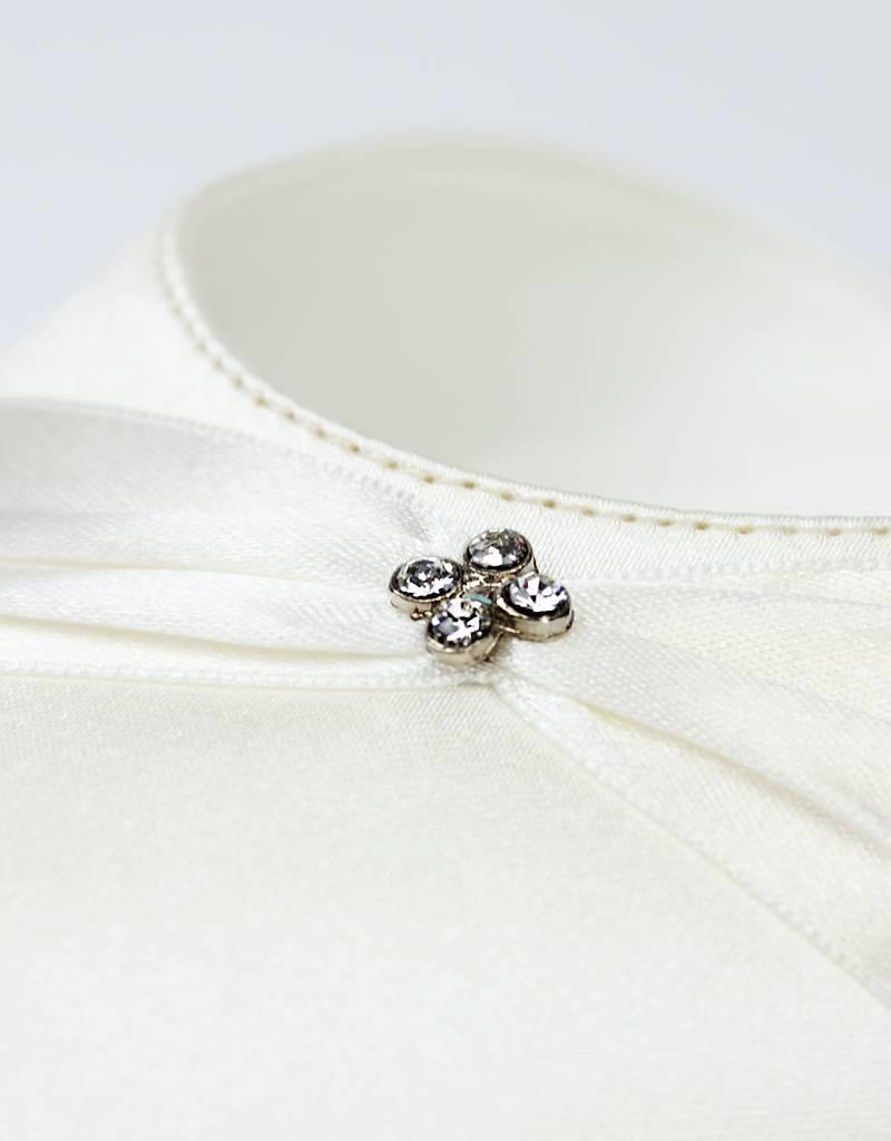 Elegante und bequeme Brautschuhe aus Satin