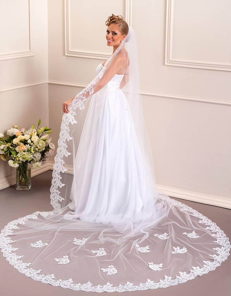 Luxus Schleier für Ihre Hochzeit