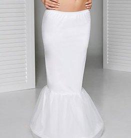 Reifrock zum  Meerjungfrau Brautkleid