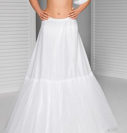 Reifrock zum Prinzessin Brautkleid mit Tüll