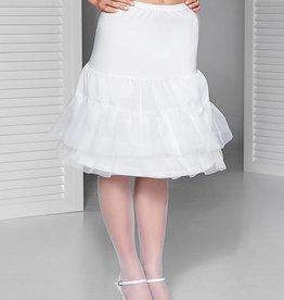 Petticoat Reifrock für kurzes Brautkleid