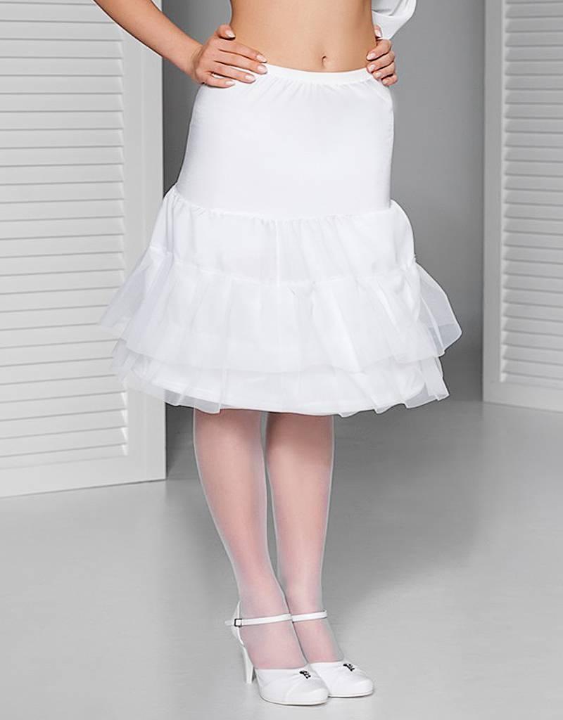 Reifrock für kurze Brautkleider