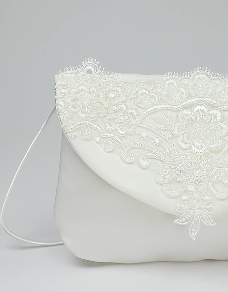 Elegante Tasche für Hochzeit oder Kommunion