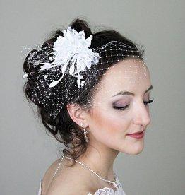 Haarschmuck für Brautfrisur