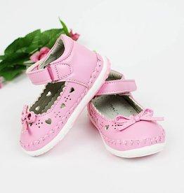 Babyschuhe Taufschuhe in rosa