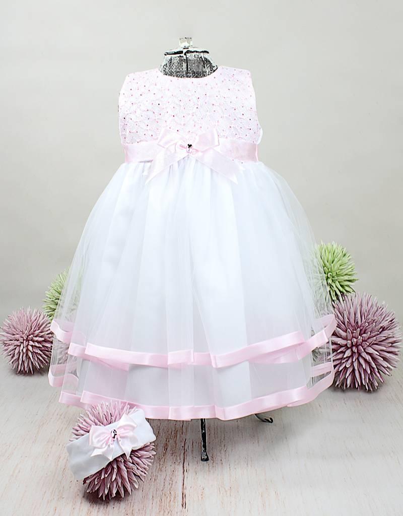 Taufkleid Babykleid für Taufe, Hochzeit