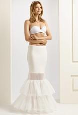 Reifrock für Meerjungfrau Brautkleid