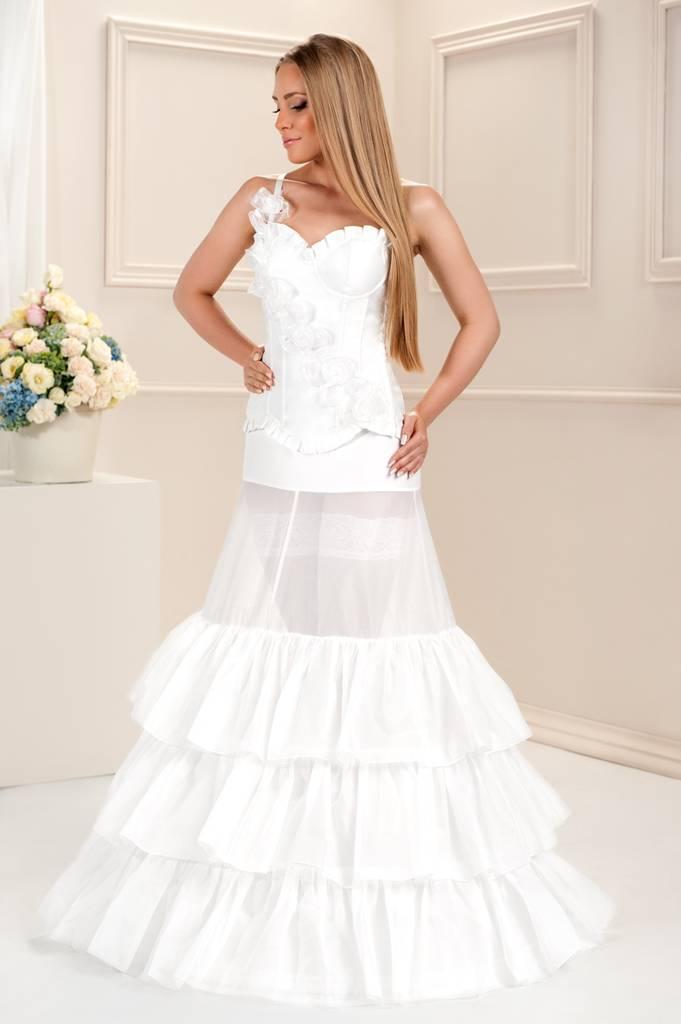 Reifrock für Prinzessin Brautkleid