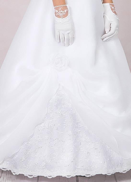 """Brautkontor Kids Kommunion 3-teiliges Kommunionkleid """"Amelie"""""""
