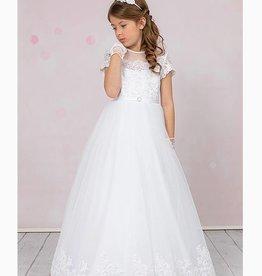 Brautkontor Kids Kommunion Exclusives Kommunionkleid mit Spitze