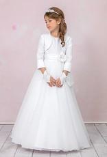 Brautkontor Kids Kommunion Kommunionskleid in A-Linie mit Reifrock