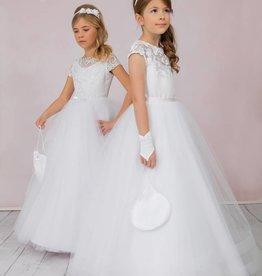 Brautkontor Kids Kommunion Maßanfertigung Kommunionkleid Elegance