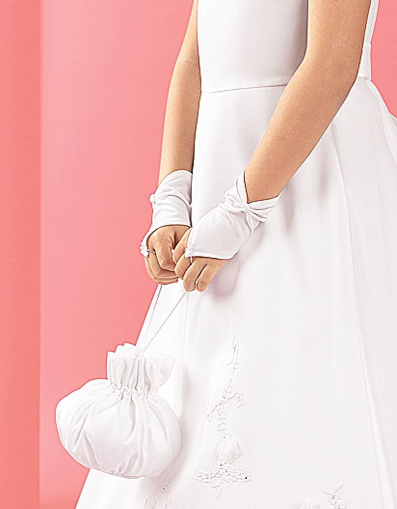 Handschuhe zum Kommunionkleid