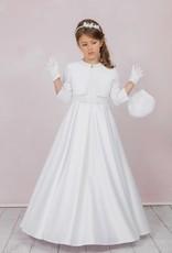 Brautkontor Kids Kommunion Edles Kommunionskleid mit Spitze in A-Linie