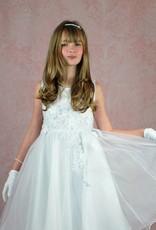 Festliches Mädchenkleid für Hochzeit oder Kommunion