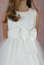Festliches Mädchenkleid für Kommunion oder Blumenmädchen