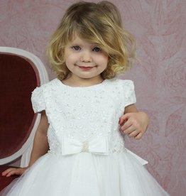 Festliches Babykleid Mädchen Taufkleid