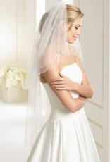 Marken Brautschleier soft und weich fallend