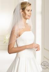 Funkelnder Brautschleier aus Softüll