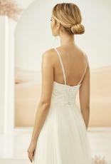 Corsage für Brautkleid Baukasten in ivory
