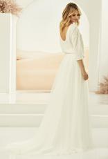 Brautkleid Rock aus Tüll mit Schleppe