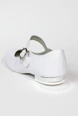 Schöne Mädchenschuhe für Kommunion in weiß