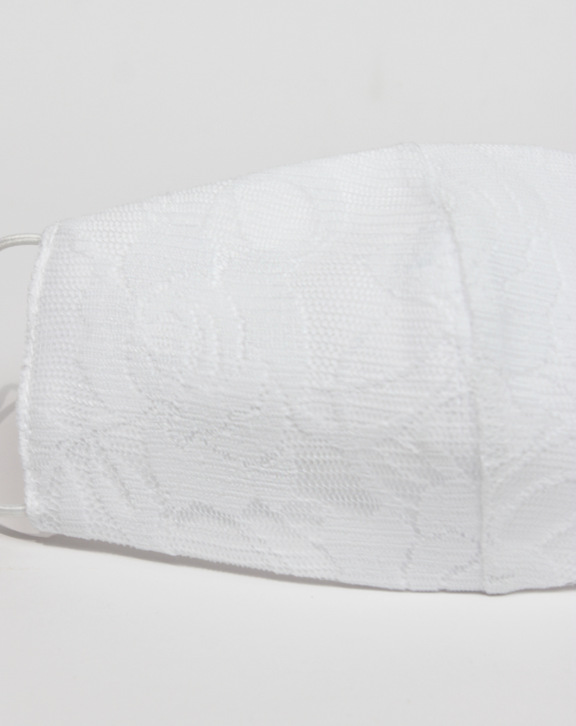 Mundschutz Maske zum Kommunionkleid