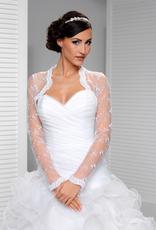 Bolero aus Spitze für Ihre Hochzeit