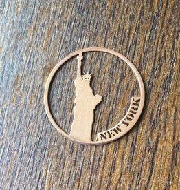 My imenso My imenso munt rose goud New York
