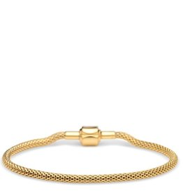 Bering Bering armband  goud lengte 14 cm