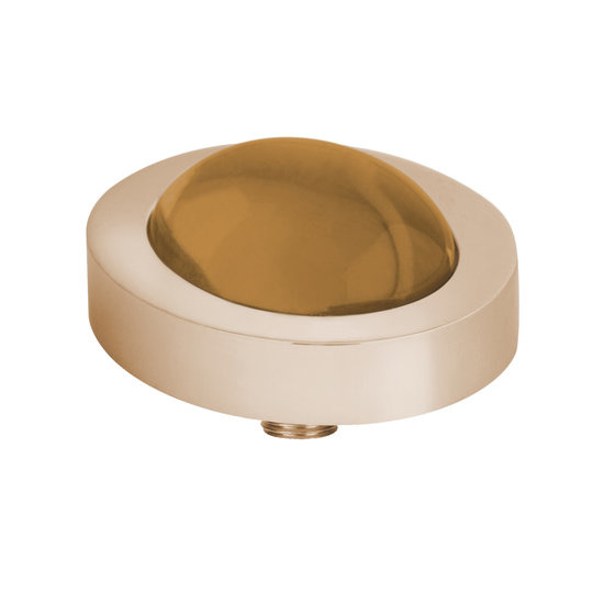 Melano Melano vivid goud zirkonia oker - Copy