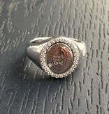 Mi Moneda  Mi Moneda Vintage ring