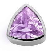 Enchanted Jewels enchanted jewels bedel zilver met paars zirkonia