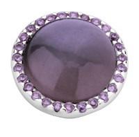 Enchanted Jewels Enchanted Jewels bedel zilver met edelsteen br728