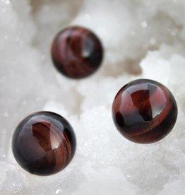Sparkling Jewels Sparkling Jewels red tigereye 14mm