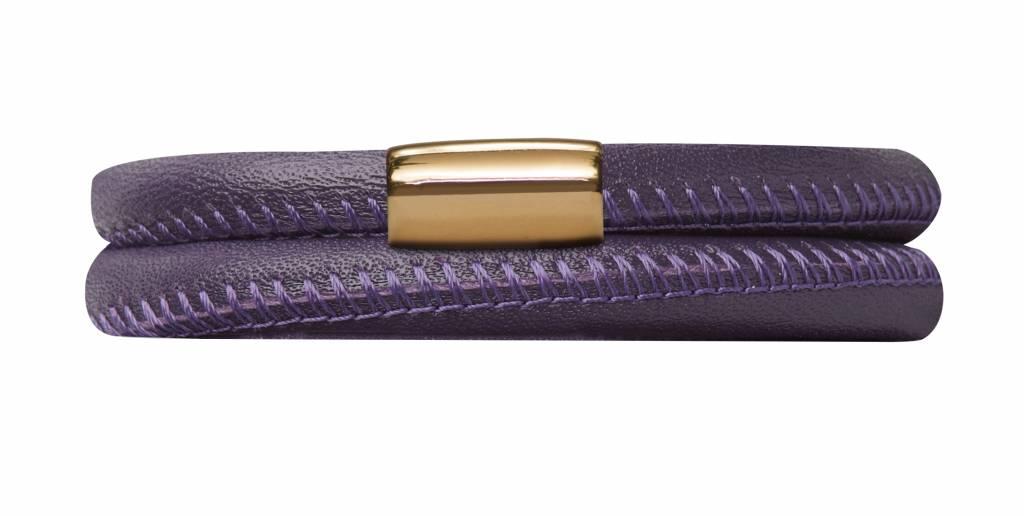 Endless Endless armband paars 601-2