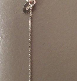 Imotionals Imotionals ketting anker gerhodineerd-zilver uitverkocht