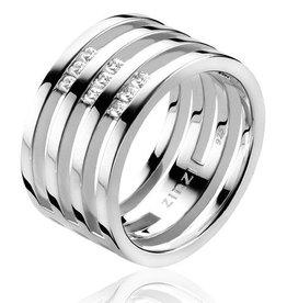 zinzi Mart Visser ring by Zinzi ring MVR1Z