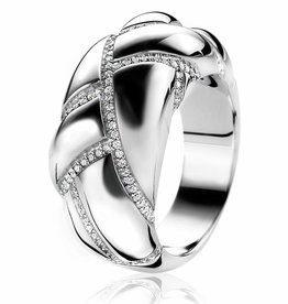 zinzi Mart Visser ring by Zinzi ring MVR8