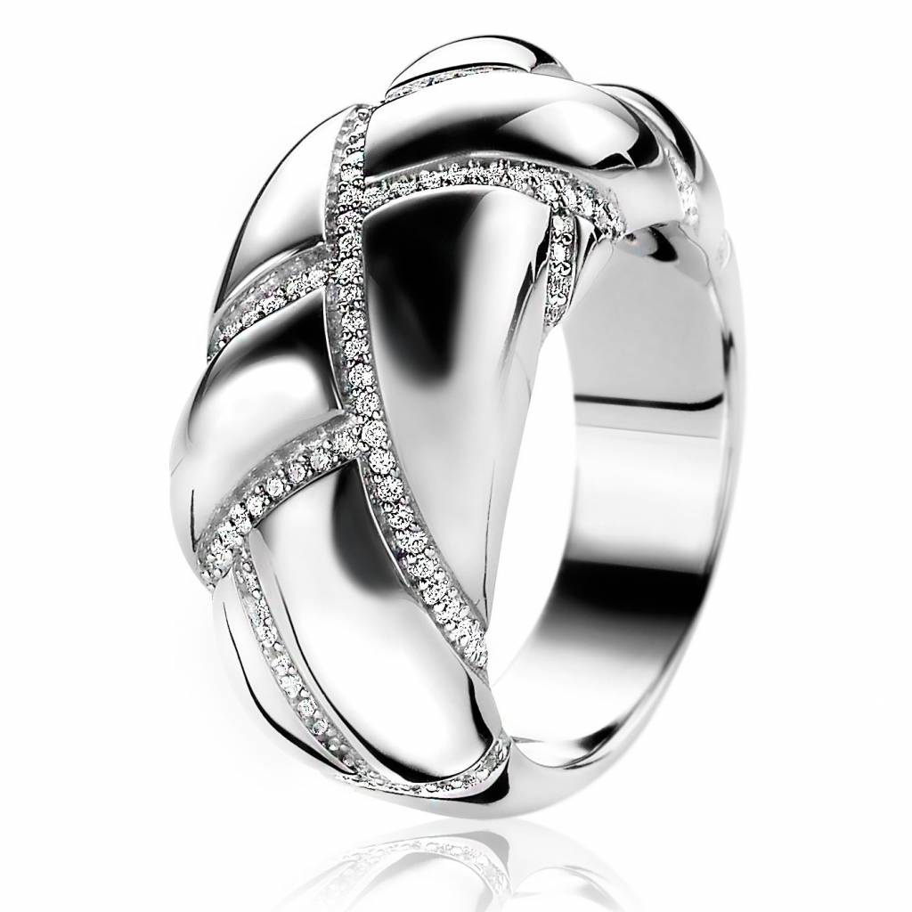 zinzi Mart Visser ring by Zinzi ring MVR8