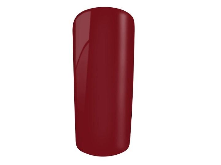 Netama's  Beauty Polish gel Dark Red