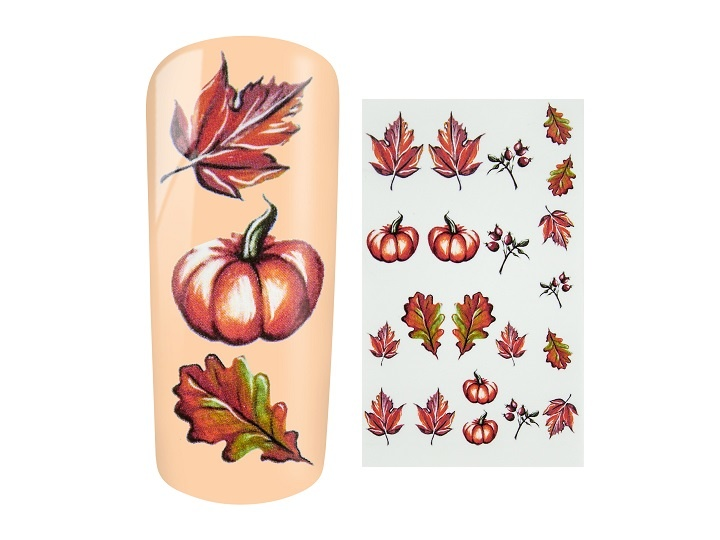 Netama's  Beauty Water Decal Autumn II