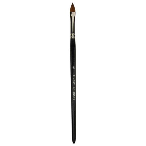 Netama's  Beauty Acryl penseel nr 6 Kattetong