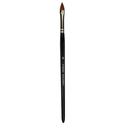 Netama's  Beauty Acryl penseel nr 8 Kattetong