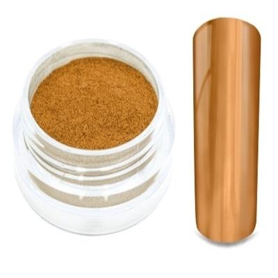 Netama's  Beauty ChromeMirror pigmenten Golden Season