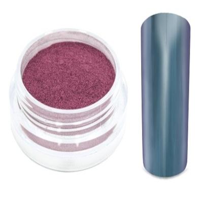 Netama's  Beauty ChromeMirror pigmenten Blue Ocean