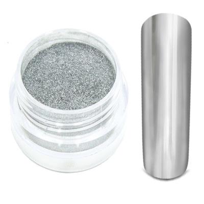 Netama's  Beauty ChromeMirror pigmenten Silver
