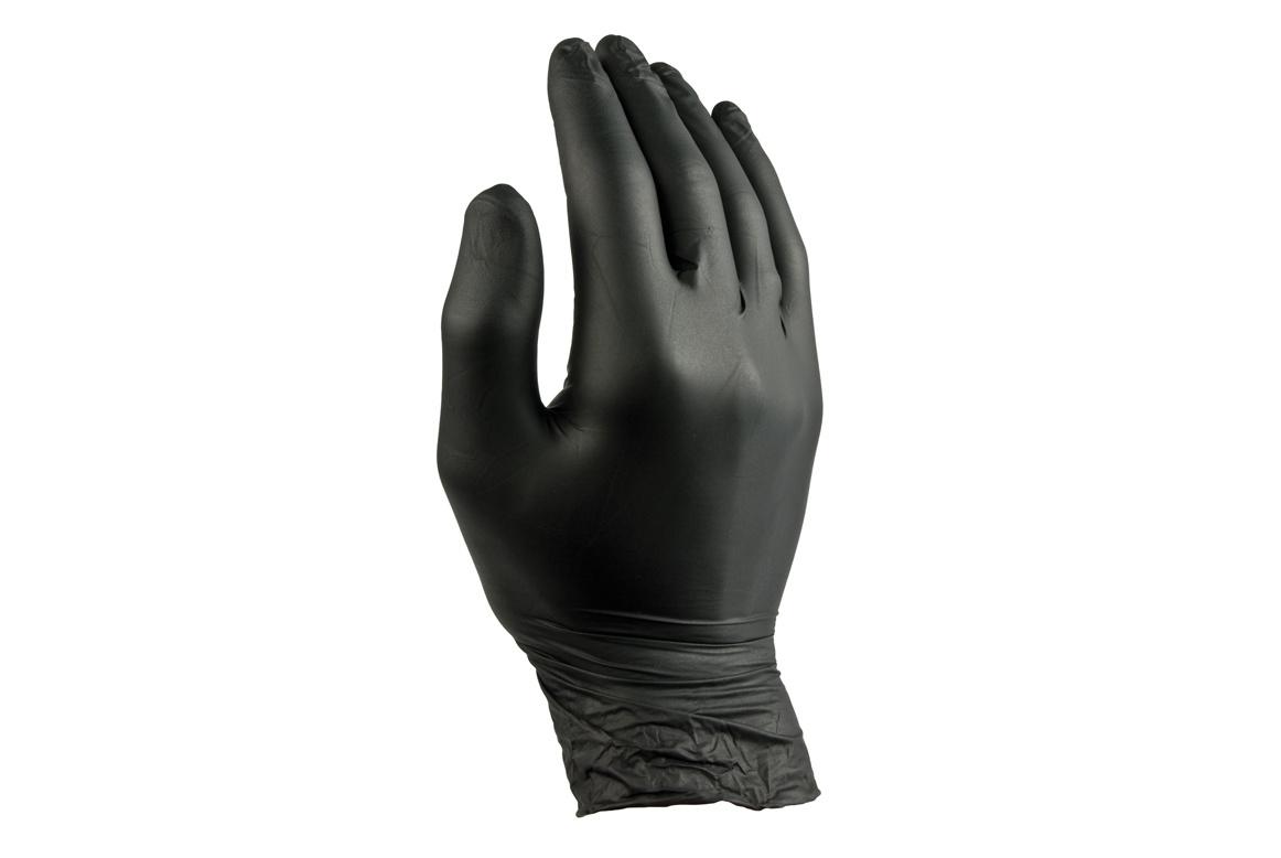 Netama's  Beauty Handschoenen Nitril Zwart- M