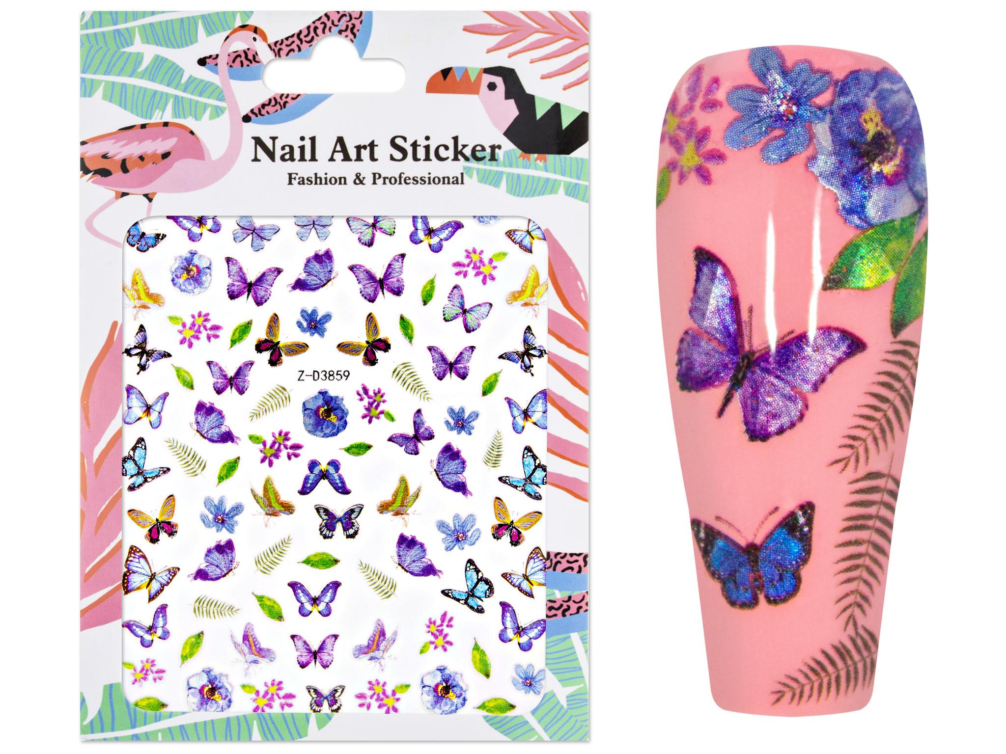 Netama's  Beauty Nail Art Sticker