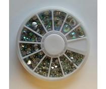 Strass wheel